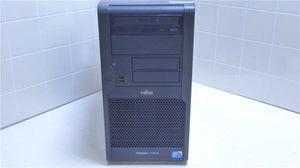 FUJITSU PRIMERGY TX100 S1 Xeon E3110 サーバージャンク