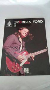 ロベンフォード スコア ギタータブ譜 【注意事項を必ずお読みください】
