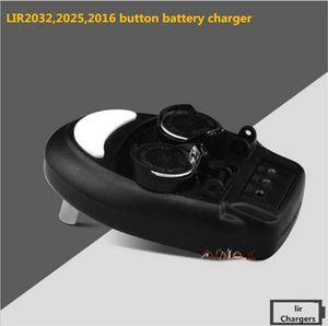 LIR2032充電池2個&充電器セット☆CR2032