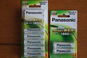 パナソニック エボルタスタンダード単3乾電池8本セット、プラス2本セット合計10本