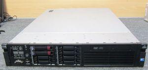 Proliant DL380G6 Xeon E5530 2.4Ghz*2/16GB/SAS300GB*2/レール