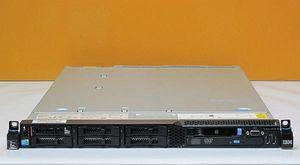 J○IBM SYSTEM X3550 M2 / Xeon L5520 中古 現状渡し MT-M 7946-42J 2009年