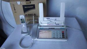 △Panasonic デジタルコードレス 普通紙ファクス KX-PD701-S 子機1台付き