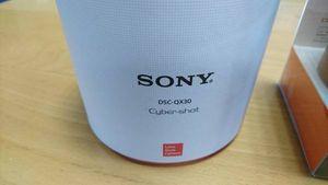 SONY デジタルカメラ サイバーショット「DSC-QX30」新品未開封品 保証付