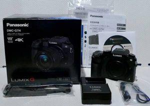 ★中古美品★ Panasonic LUMIX DMC-G7