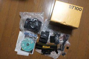 Nikon D7100 本体 整備済み品!
