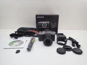 FUJIFILM ミラーレス一眼カメラ X-E2 レンズキット ♪ 4A674-4