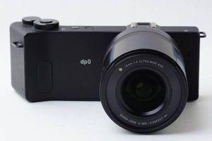 美品【SIGMA dp0 Quattro LCD ビューファインダーキット】