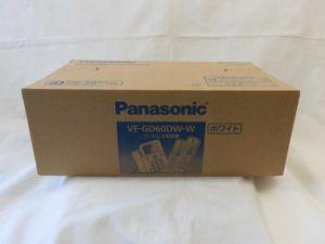 ♪質店新品♪パナソニック コードレス VE-GD60DW-W 子機2台♪