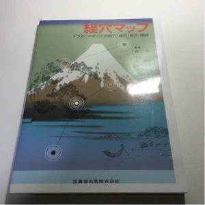 【鍼灸師必見】経穴マップ 定価3000円