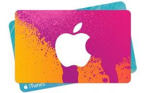 iTunesカード 10000円分 1000円×10 コードのみ送信