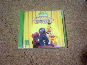 ビデオCD A Celebration of Me Grover セサミストリート
