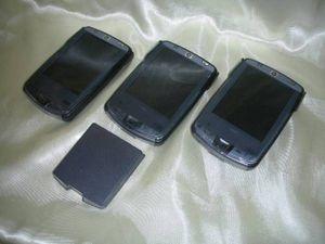 ☆hp iPAQ hx2490C Pocket PC×3台セット!(#998)☆