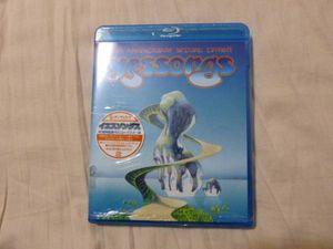 YES イエスソングス 40周年記念HDニューマスター版 Blu-ray●