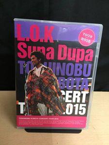 T0314/ 久保田利伸 TOSHINOBU KUBOTA CONCERT TOUR 2015 L.O.K. Blu-ray
