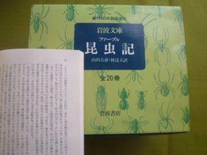 s ファーブル昆虫記 全20冊■岩波文庫 創刊60年記念復刊 箱入り