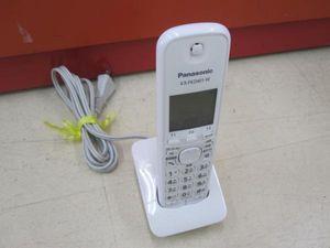 Panasonic パナソニック 増設子機 充電器 KX-FKD401-W 通電確認OK