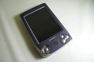 ジャンク☆CASIO Pocket PC Windows Powered 本体のみ