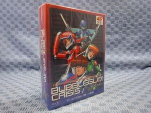 ○K633●「バブルガムクライシス BUBBLEGUM CRISIS」Blu-ray BOX