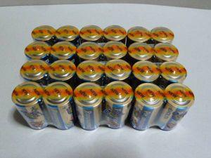 (89) パナソニック エボルタ アルカリ乾電池 単2形24本