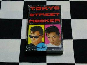 ブラックキャッツ カセット 「東京ストリートロッカー」 クリームソーダBLACK CATSネオロ