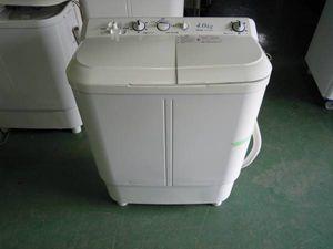 ■二槽式洗濯機■ハイアール■JW-W40D■100V★2011年製 3