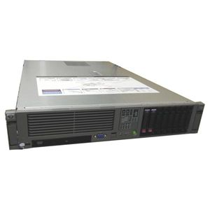 ●2uラック型 hp Integrity rx2660 (2c Itanium 9120N-1.42GHz/16GB/72GB*2/CentOS)