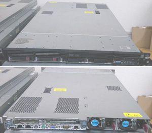 ●ProLiant DL360 G6 [b](Xeon E5520 2.26GHz*2/8GB/146GB*2)