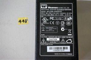 ☆ACアダプター Wearnes WDS050120 no.448