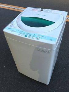 都内送料込み 11年製 美品 TOSHIBA 全自動洗濯機AW-505 5kg 格安家電多数出品中 まとめ