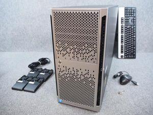 V3 ☆ hp ProLiant ML350p Gen8 QC E5-2609 v2 2.5GHz×2/64GB/450GB×1/RAID(P420i)