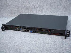 ⑤ ☆ SUPERMICRO X10SLM -F QC Xeon E3-1241 v3 3.5GHz/8GB/2TB ☆