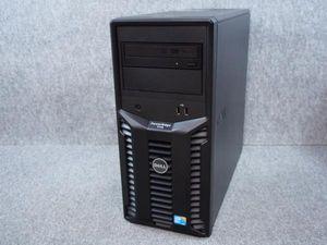 T1 ☆ DELL PowerEdge T110 QC Xeon X3430 2.40GHz/8GB/300GB×2/RAID(PERC S300) ☆
