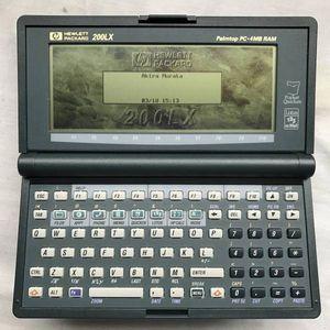 【中古】HP 200LX 4MBモデル(倍速、5MB改造済)