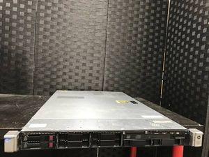 HP ProLiant DL360e Gen8[QC/Xeon E5-2403 1.8GHz 4コア/8G/292G]動作品