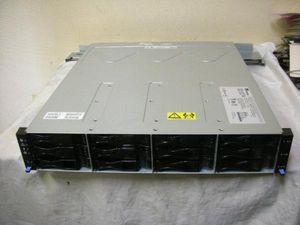 NetApp Drive 3650(0834)SAS 600GB x 6 計 3.6TB 内蔵 ラックマウントレール付き!