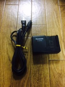 Panasonic ACアダプターチャージャー DE-A51AB/S