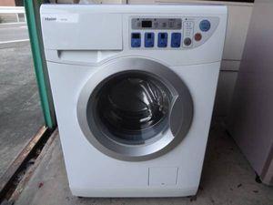未使用品 ドラム式洗濯乾燥機 三洋ハイアール 2004年製 モデルルーム・展示場回収品