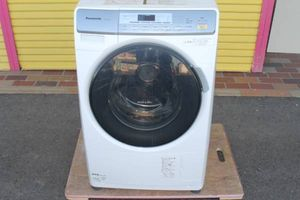 ☆ Panasonic ドラム式洗濯乾燥機 NA-VD100L 2011年製 中古