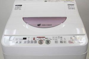 SHARP シャープ☆乾燥付き全自動洗濯機 ES-TG60L-P 2011年製☆1634
