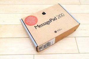 元祖 iPad、Apple Newton MessagePad 2100(アップル ニュートン メッセージ・パッド 210