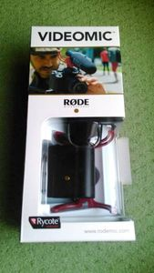 RODE ロード VideoMic Rycote コンデンサーマイク 新品2