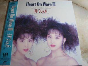薄型20㎝LD ウインク Wink Heart On Wave III