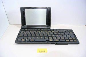 KING JIM デジタルメモ ポメラ DM20 ジャンク  i03304