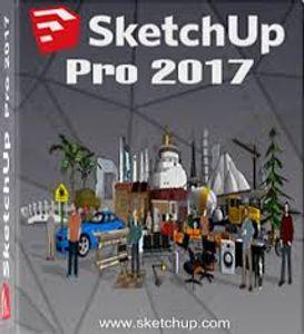 SketchUp Pro 2017 日本語版