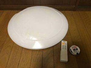 未使用 訳アリ/6畳/パナソニック HH-CA0611A LEDシーリングライト