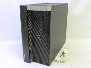 新品HDD搭載 DELL Precision T7600 計16コア Xeon E5-2687W x2基 128GB SSD256GB HDD1TB