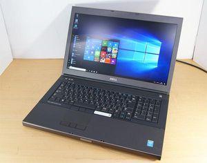 PRECISION M6800 i7-4910MQ/32GB/1TB/QK3100M/17.3FHD/W10P64