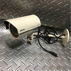 防犯カメラ 増設用に SELEN SEC-640 動作未確認 K28