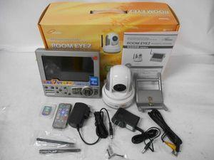 SB652S TELSTAR ROOM EYE2 ワイヤレス カメラモニターセット